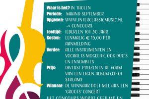 Jong Interclassic Duo 4 handen concours 2021