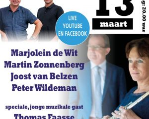 Augustijnenkerk te Dordrecht Duo 4 handen