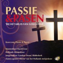 Cd Passie en Pasen koorzang Bij het kruis van Golgotha