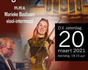 GKV te Marienberg online orgelconcert met Peter Wildeman