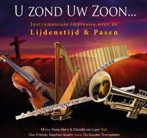 cd Instrumentale paas-cd U zond Uw zoon