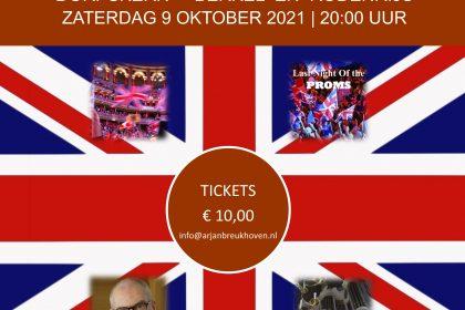 Arjan Breukhoven Night of the proms 2021