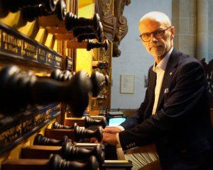 """Arjan Breukhoven: """"Steun Refomuziek, het is fantastisch wat jullie doen"""""""