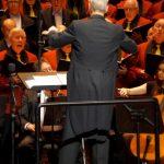 Arjan dirigeert