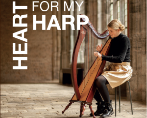 Cd Heart for my harp
