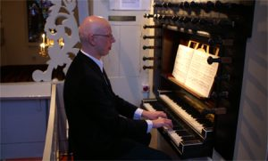Arjan Versluis in concert vanuit de Grote Kerk te Gorinchem