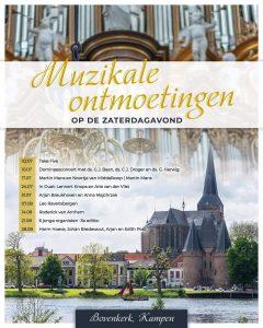 Muzikale ontmoeting met Arjan Breukhoven in de Bovenkerk