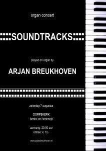 Soundtracks vanuit de Dorpskerk in Berkel en Rodenrijs