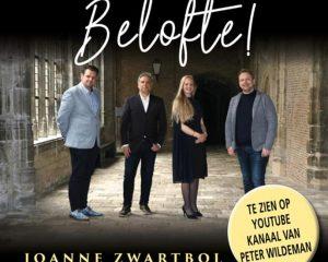 presentatieconcert cd Belofte met Joanne Zwartbol