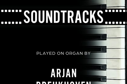 Cd Soundtracks van Arjan Breukhoven