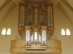 Gereformeerde kerk van Voorthuizen orgelconcert Evert van de Veen