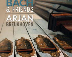 cd Bach en Friends met Arjan Breukhoven in Worbis Duitsland