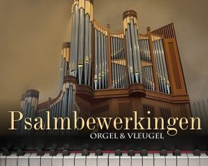 cd psalmbewerkingen op orgel en vleugel