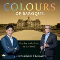 Cd Colours of Baroque met Joos van Belzen en Kees Alers