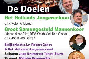 Eindejaarsconcert 2021 met Hollands Jongerenkoor